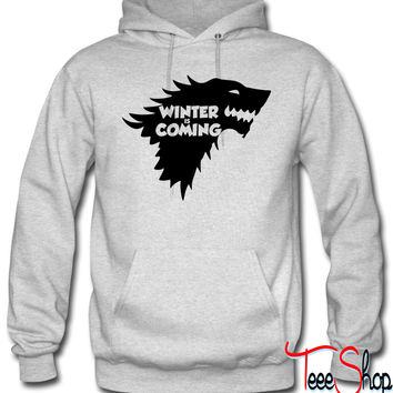 winter is coming1 hoodie