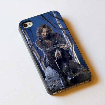 iphone case,Once Upon A Time Mr Gold Rumpelstiltskin,iphone 5 case,iphone 4/4s case,samsung s3,s4 case,accesories,cell phone,hard plastic.