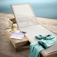 Portside Low Chaise Lounger