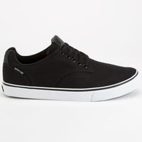 Dekline Timtim Mens Shoes Black/White  In Sizes