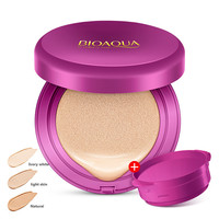 BIOAQUA Air Cushion BB Cream Concealer Moisturizing Foundation Makeup korean cosmetics  Whitening Face Beauty Makeup