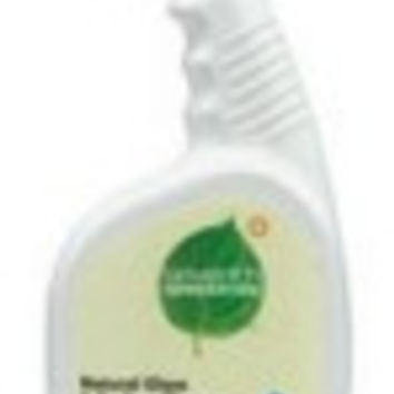 Seventh Generation Free and Clear Glass Cleaner -8x32 Oz-