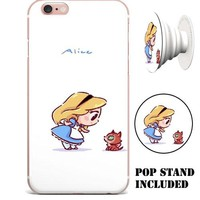 Disney's Alice in Wonderland Case for Apple iPhone 7
