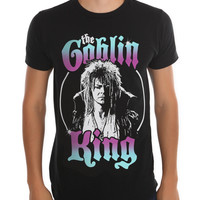 Labyrinth The Goblin King Slim-Fit T-Shirt