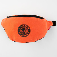 Catch Surf Circle Palm Fanny Pack Coral One Size For Men 25504431301