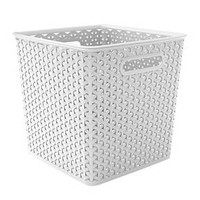 "Y-Weave Basket Bin - 11"" - Room Essentials™"