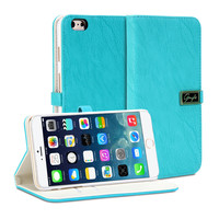 Wallet Case Glamour for iPhone 6 Plus