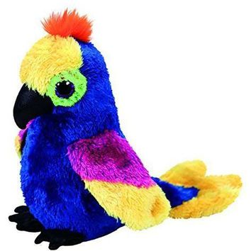 TY Beanie Boos Wynnie the Parrot Small 6""