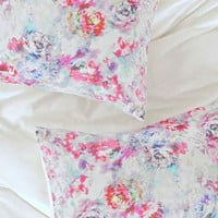 Plum & Bow Aria Floral Sham Set- Multi One