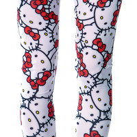 Japan L.A. Hello Kitty Classic Leggings Multi