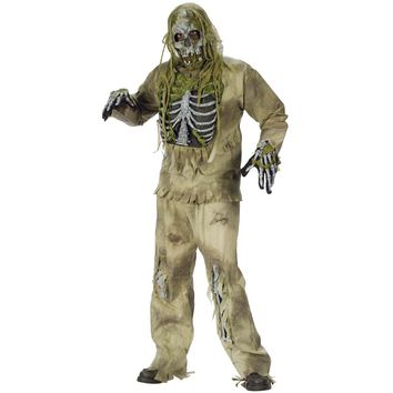 Skeleton Zombie Adult