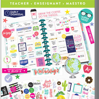 Create 365® The Happy Planner® Teacher Edition Sticker Sheets, Sweet Life