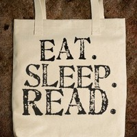 eat. sleep.read. - rockgoddesstees