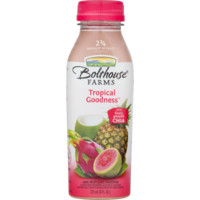 Bolthouse Farms 100% Fruit Juice Smoothie Tropical Goodness, 11.0 FL OZ - Walmart.com