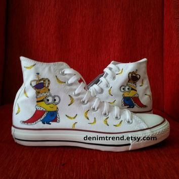 minion shoes converse king bob