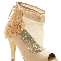 Breathtaking Bubbly Heel