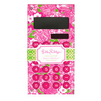 Lilly Pulitzer - Calculator - May Flowers