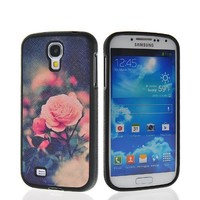MOONCASE Dream Flower Style Soft Gel TPU Silicone Case Cover For Samsung Galaxy S4 I9500 (A46)