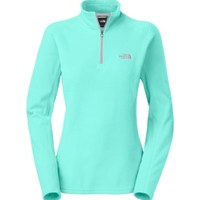 The North Face Women's Glacier Quarter Zip Fleece Pullover | DICK'S Sporting Goods