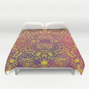 Magic 29 Duvet Cover by jbjart