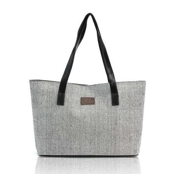 Canvas Hobos Ladies Shoulder Bags