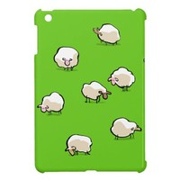 sheep iPad mini cases from Zazzle.com