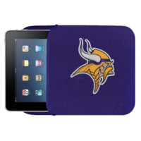 Minnesota Vikings 10'' Tablet Sleeve - Purple - http://www.shareasale.com/m-pr.cfm?merchantID=7124&userID=1042934&productID=548701362 / Minnesota Vikings
