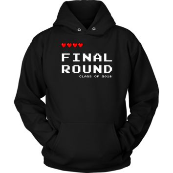 Final Round Class of 2018 College, High School Students Apparel