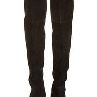 DailyLook: Chinese Laundry Riley Thigh High Boot in Black 5.5 - 10