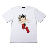 OriginalFake Astro Boy 1 Tee, (White) - Mens - RSVP Gallery