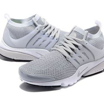 NIKE AIR PRESTO FLYKNIT ULTRA grey 40-45