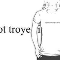 Troye Sivan - lol ur not troye sivan T-Shirts & Hoodies