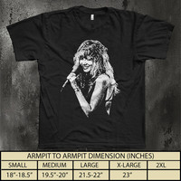 006 Stevie Nicks T-shirt Fleetwood Mac Shirt Lindsay Buckingham Tshirt Mick Fleetwood T-shirt John McVie