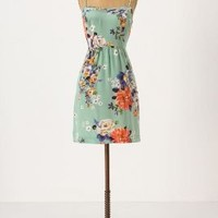 Verdant Slip Dress - Anthropologie.com
