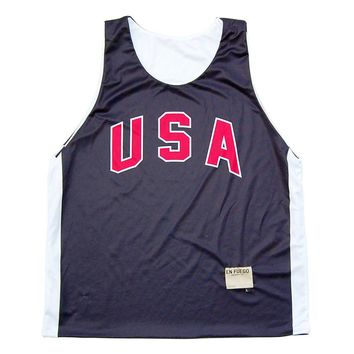 USA Basketball Sublimated Reversible