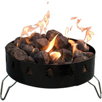 Camp Chef Portable Fire Ring One Color, One
