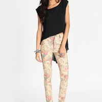 Dead of Night High-Low Top - $34.00 : ThreadSence, Women's Indie & Bohemian Clothing, Dresses, & Accessories