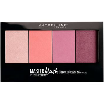 Maybelline Facestudio Master Blush Color & Highlight Kit - Walmart.com
