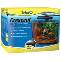 Tetra 29003 Crescent Aquarium Kit, 5-Gallon