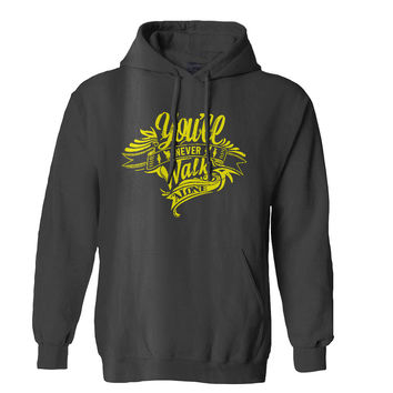 You ll Never Walk Alone Liverpool Hoodie for Mens Hoodie and Womens Hoodie
