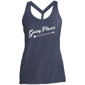Going Places Women Travel Fitness Tank