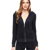 J Bling Original Terry Jacket by Juicy Couture,