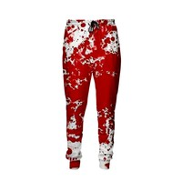 Bloody Jogger Pants