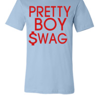 pretty boy swag - Unisex T-shirt