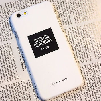 Summer White Case Cover for iphone 5s 6 6s Plus Gift 184