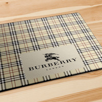 Burberry London Pattern Mousepad | Aneend