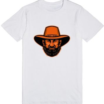 General Ulysses Grant Mascot | T-Shirt | SKREENED