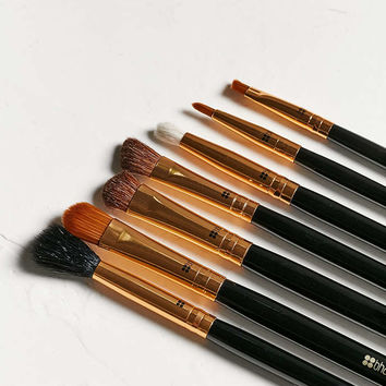 bh cosmetics Eye Essential 7 Piece Brush Set - Urban Outfitters