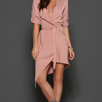 Grace Dress (BLUSH)