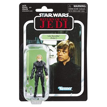 Luke Skywalker Endor Star Wars The Vintage Collection